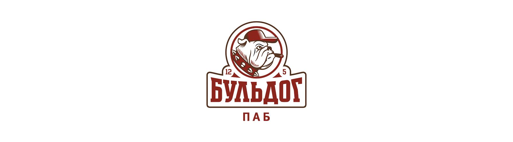 Бульдог лого