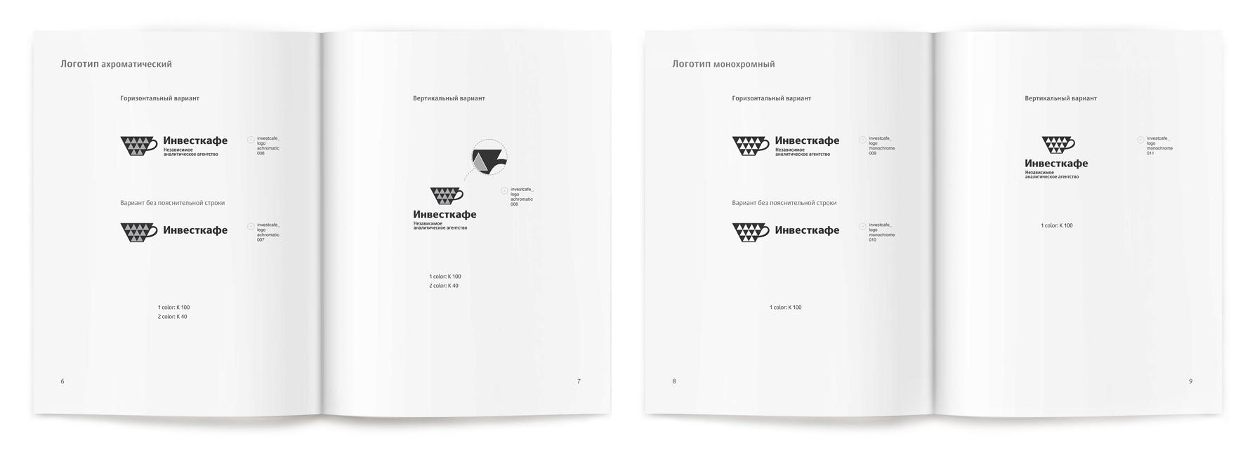Логобук Инвесткафе